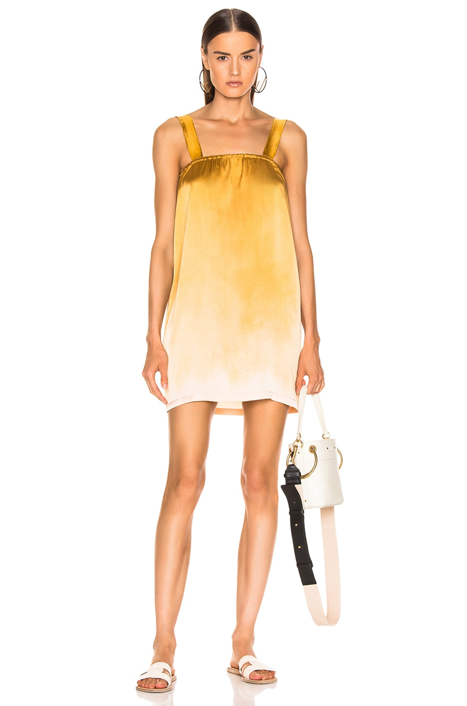Raquel Allegra Dresses CAMI DRESS
