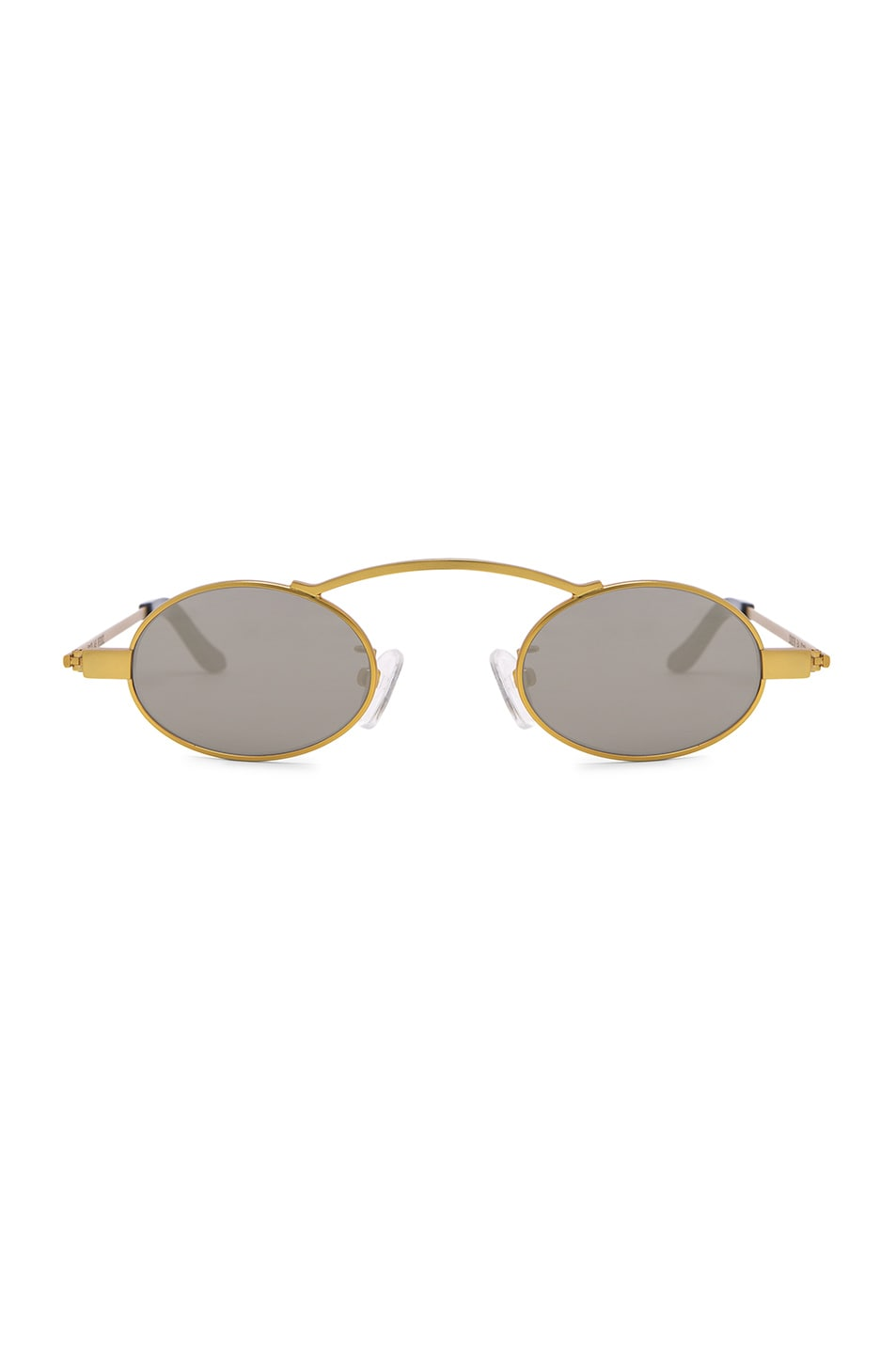 Image 1 of Roberi and Fraud Doris 2.0 Sunglasses in Gold
