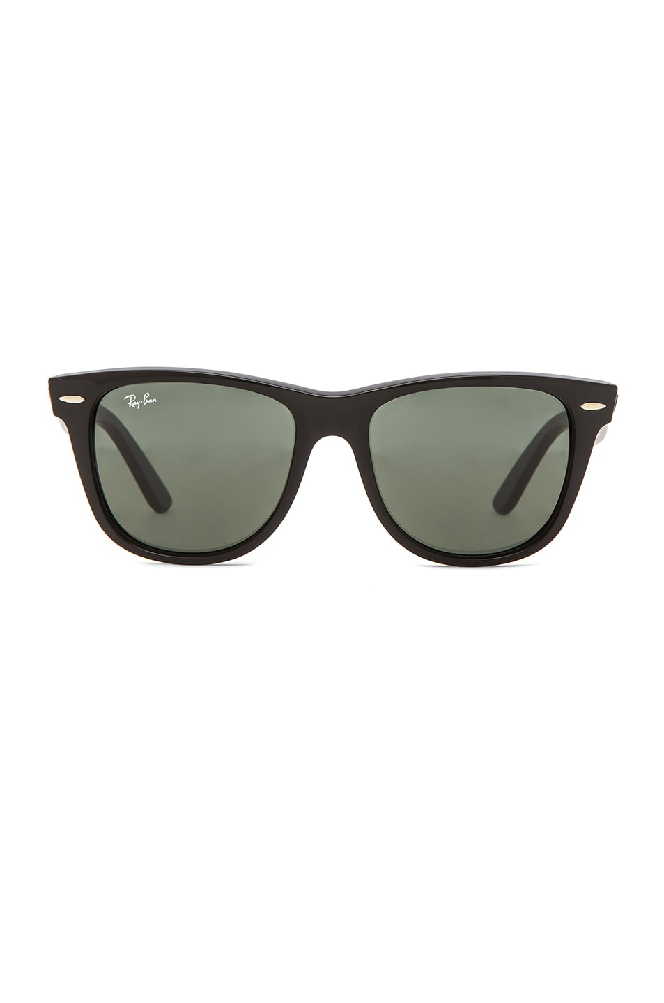 Image 1 of Ray-Ban Wayfarer Sunglasses in Black