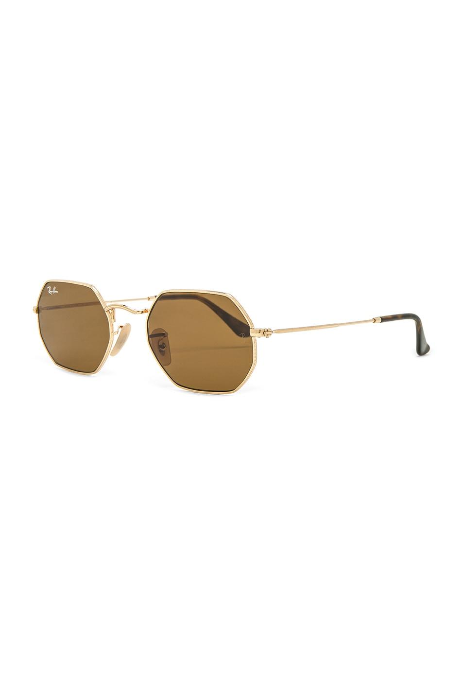 ray ban octagonal glasses