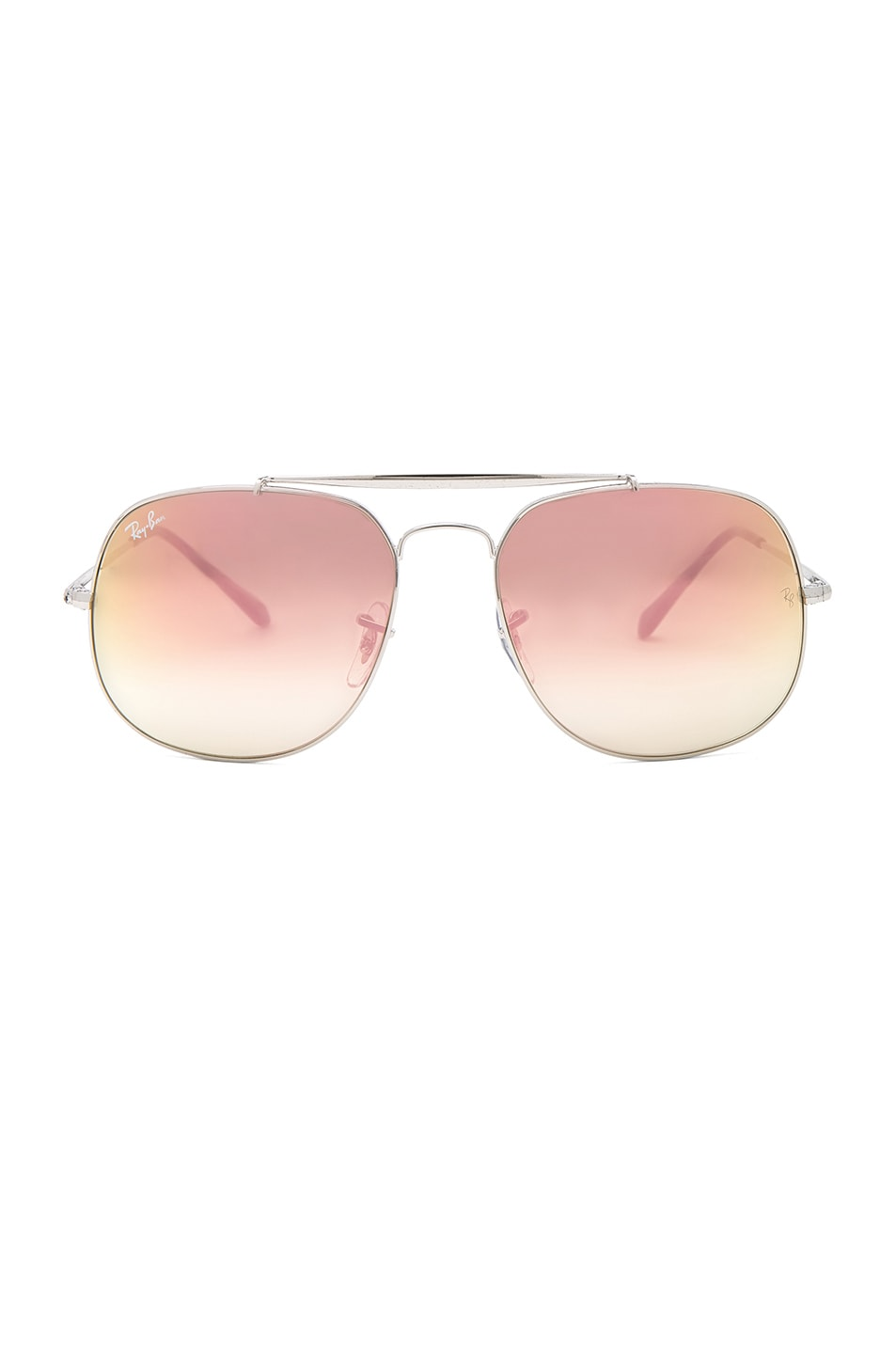 Image 1 of Ray-Ban General Sunglasses in Silver