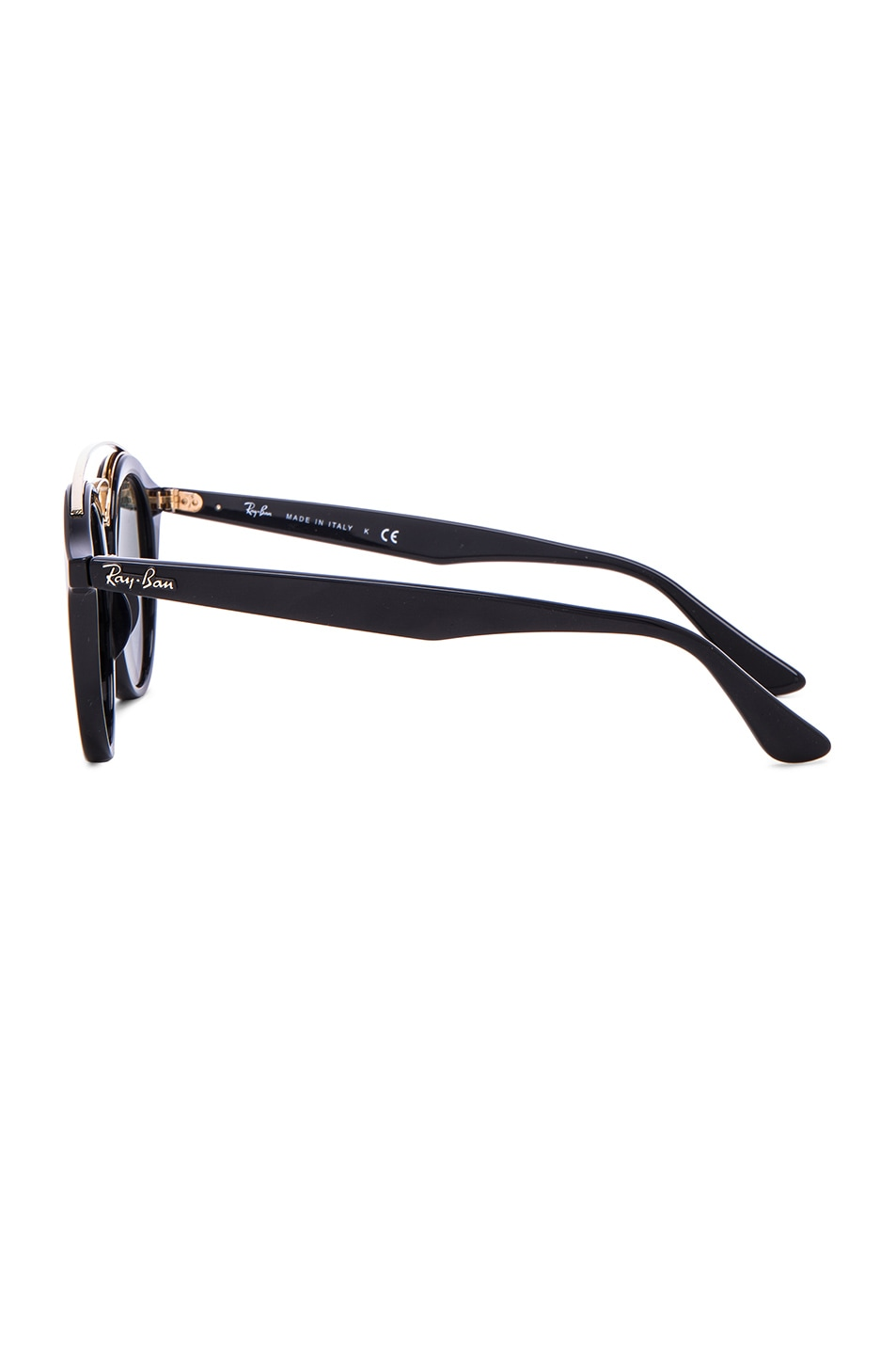Image 3 of Ray-Ban Gatsby Sunglasses in Black