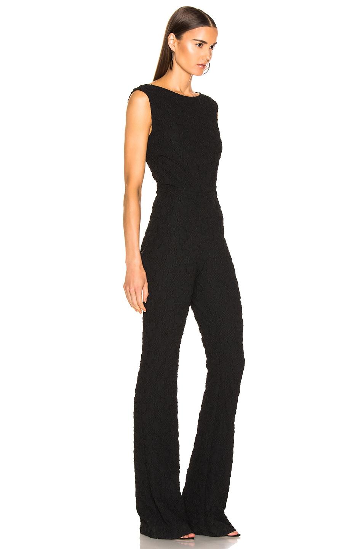 Image 2 of Rachel Comey Medina Jumpsuit in Black