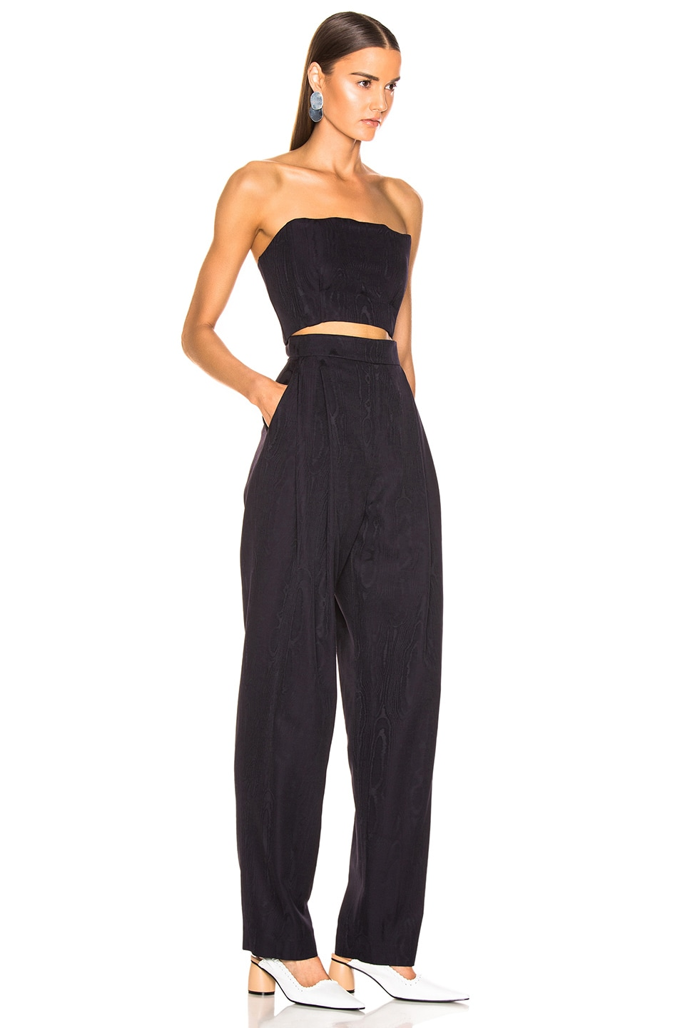 Image 2 of Rachel Comey Assert Jumpsuit in Black