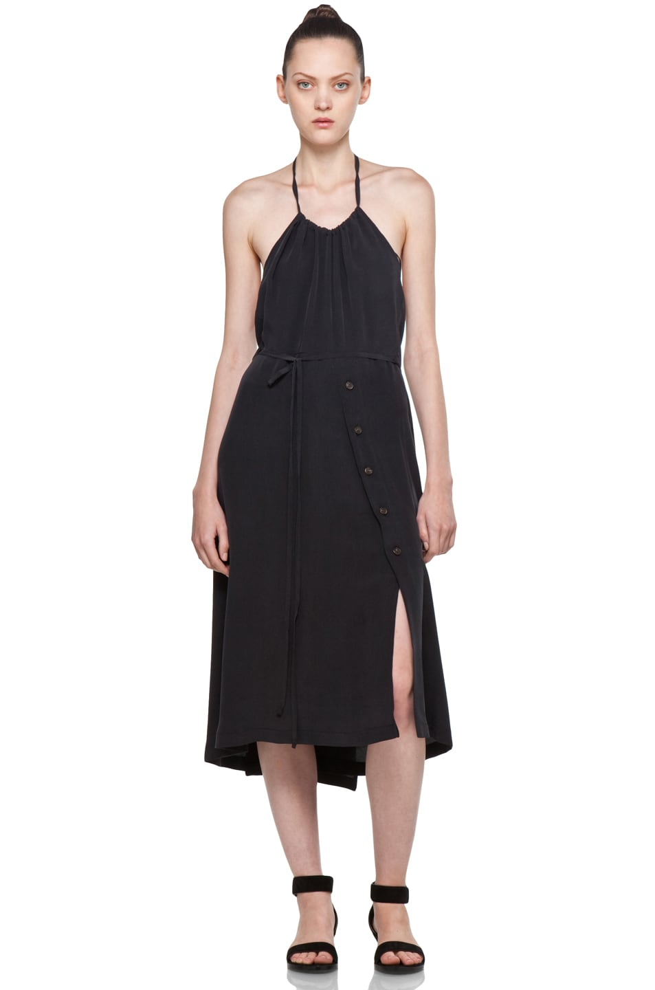 Image 1 of Rachel Comey Driscoll Dress in Ash