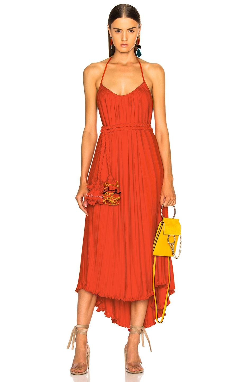 Image 1 of Rachel Comey Sambuca Dress in Coral