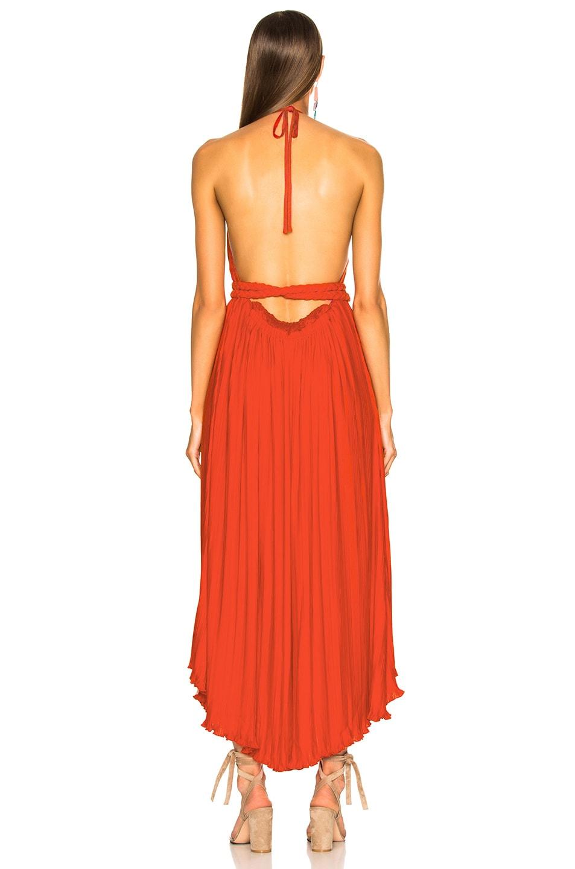 Image 3 of Rachel Comey Sambuca Dress in Coral
