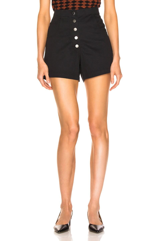 Image 1 of Rachel Comey Elkin Short in Black
