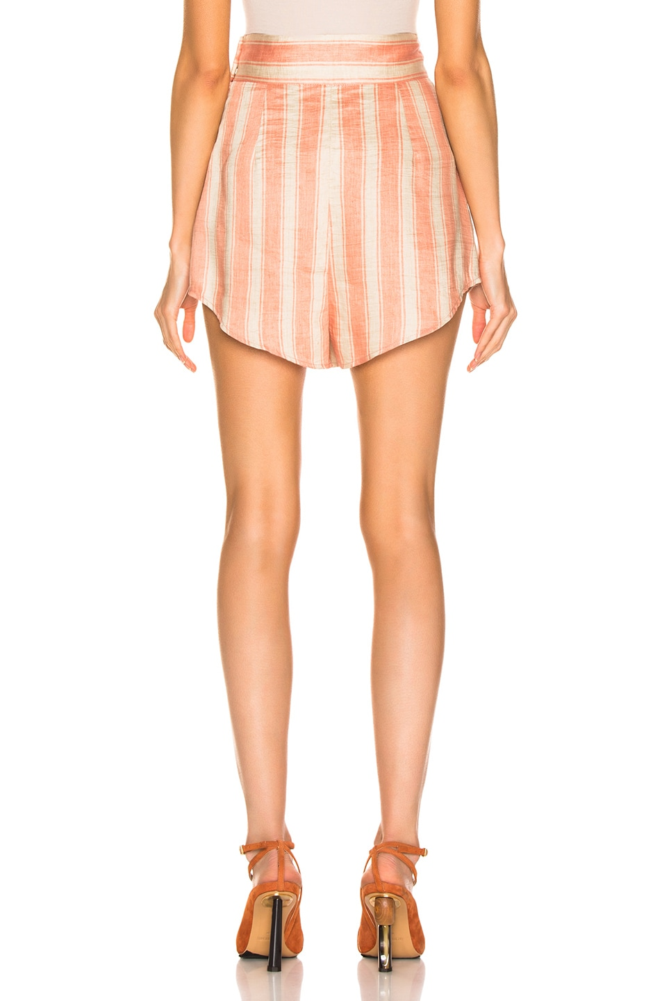 Image 3 of Rachel Comey Oblige Short in Blush