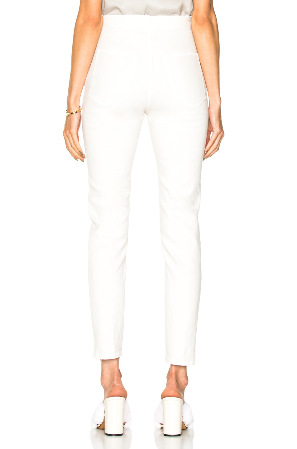 Image 3 of Rachel Comey Dock Pant in Dirty White