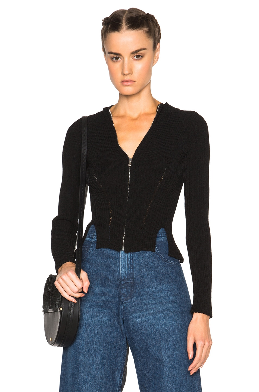 Image 1 of Rachel Comey Languish Cardigan in Black