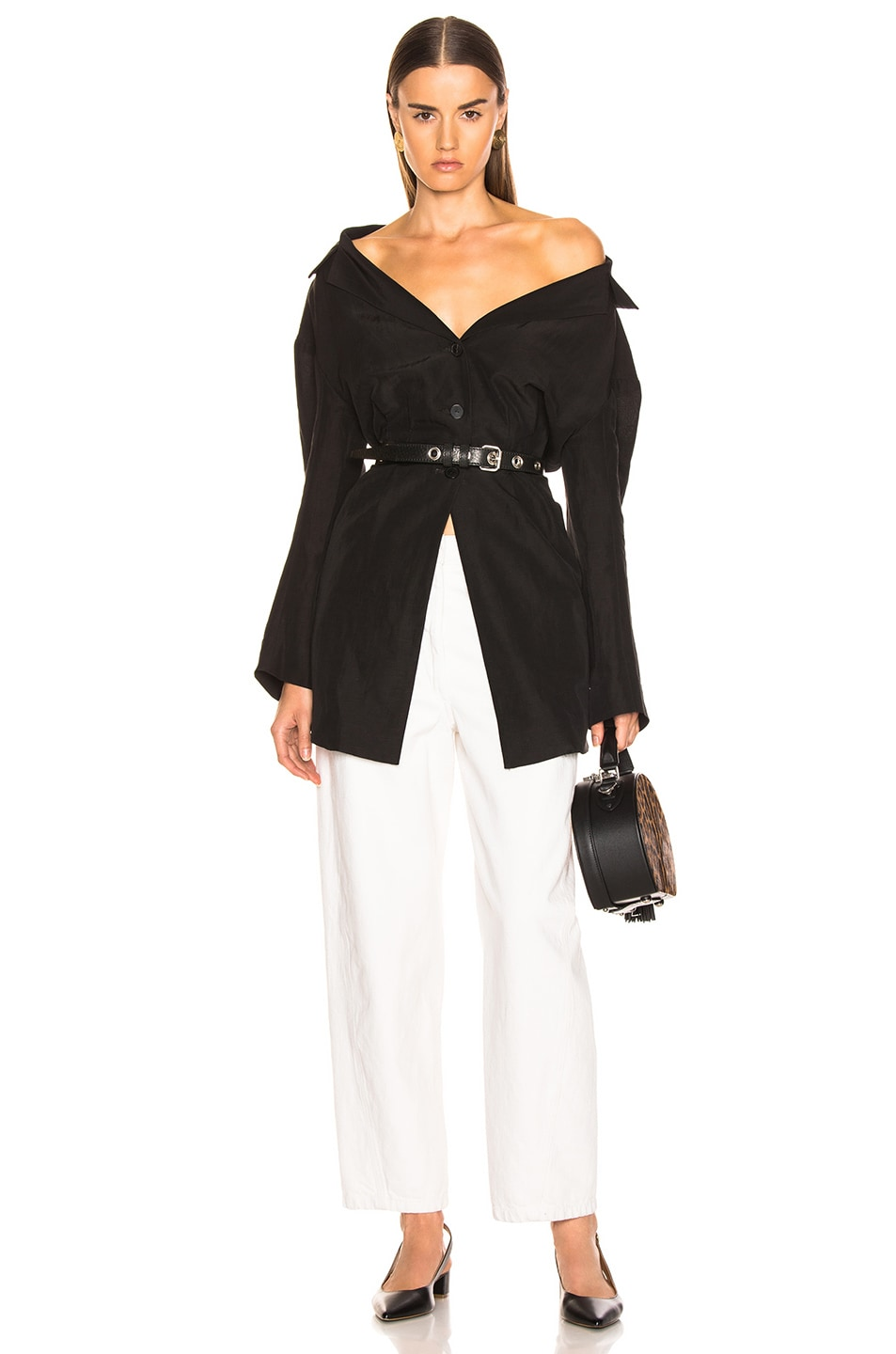 Image 6 of Rachel Comey Reserve Jacket in Black