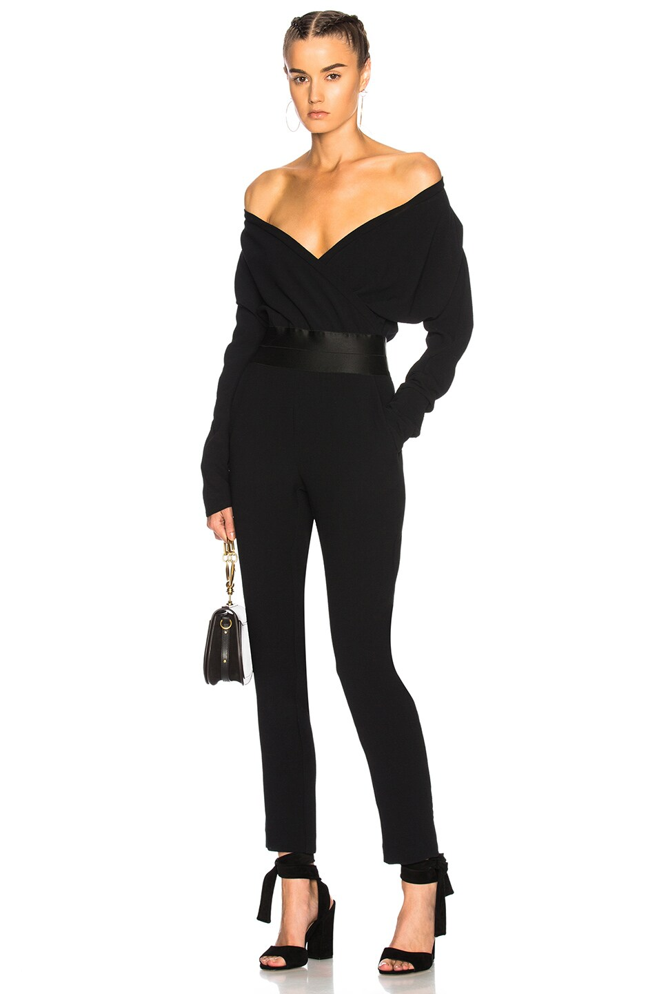 4775203ee87 Image 1 of Rachel Comey Hope Jumpsuit in Black