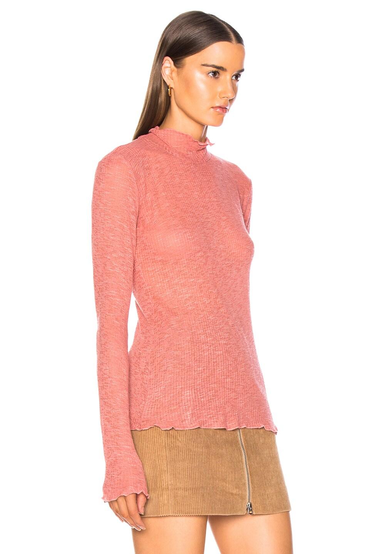 Image 3 of Rachel Comey Recall Top in Pink