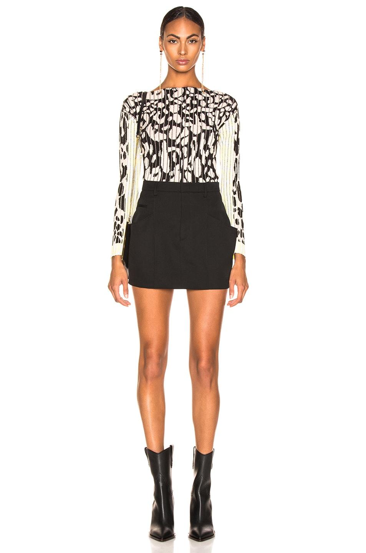 Image 4 of Rachel Comey Tardy Top in Black Lemon