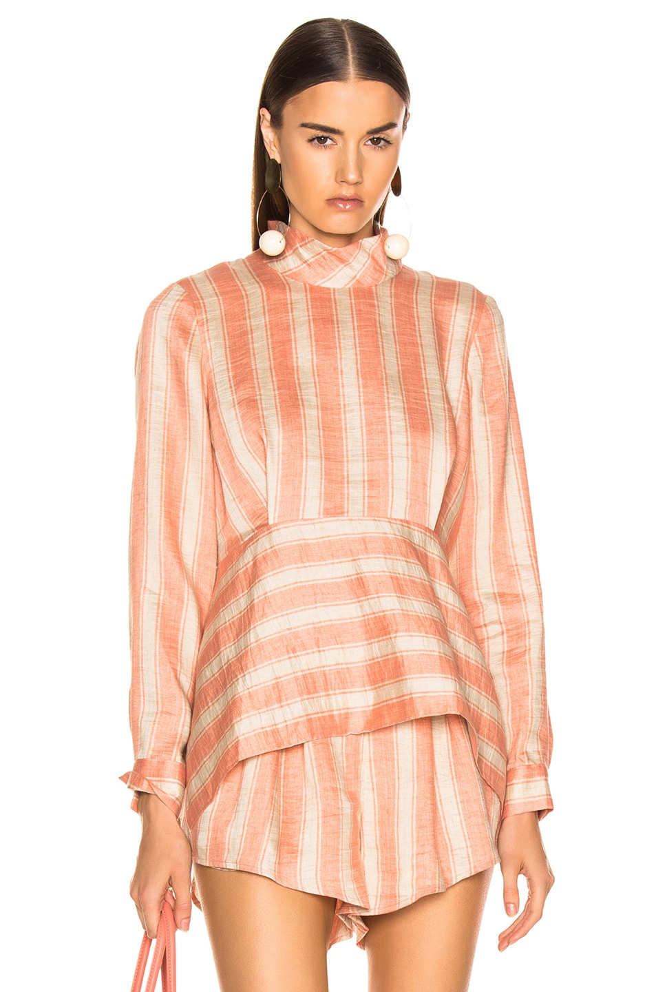 Image 1 of Rachel Comey Cultivate Top in Blush