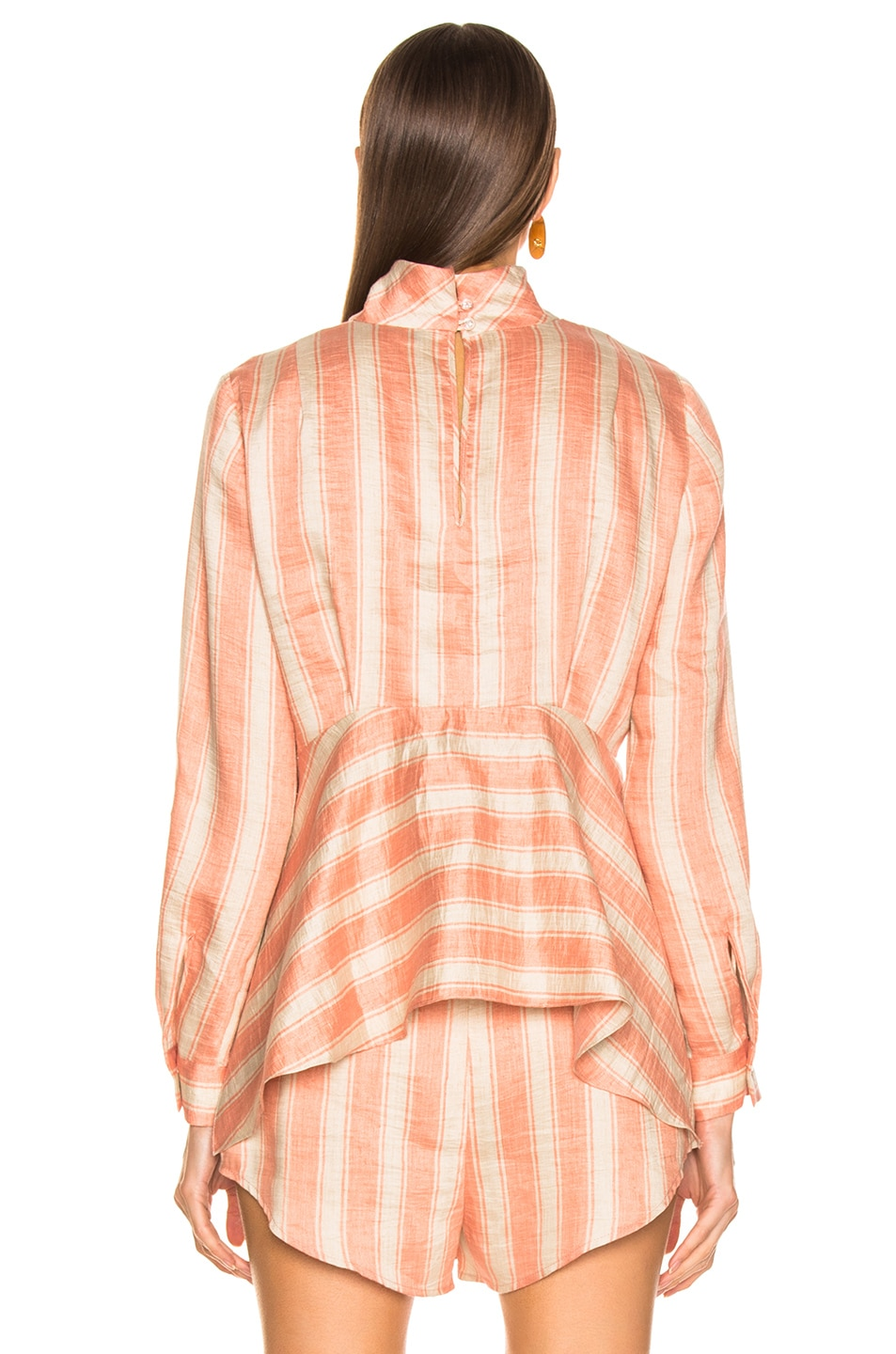 Image 3 of Rachel Comey Cultivate Top in Blush