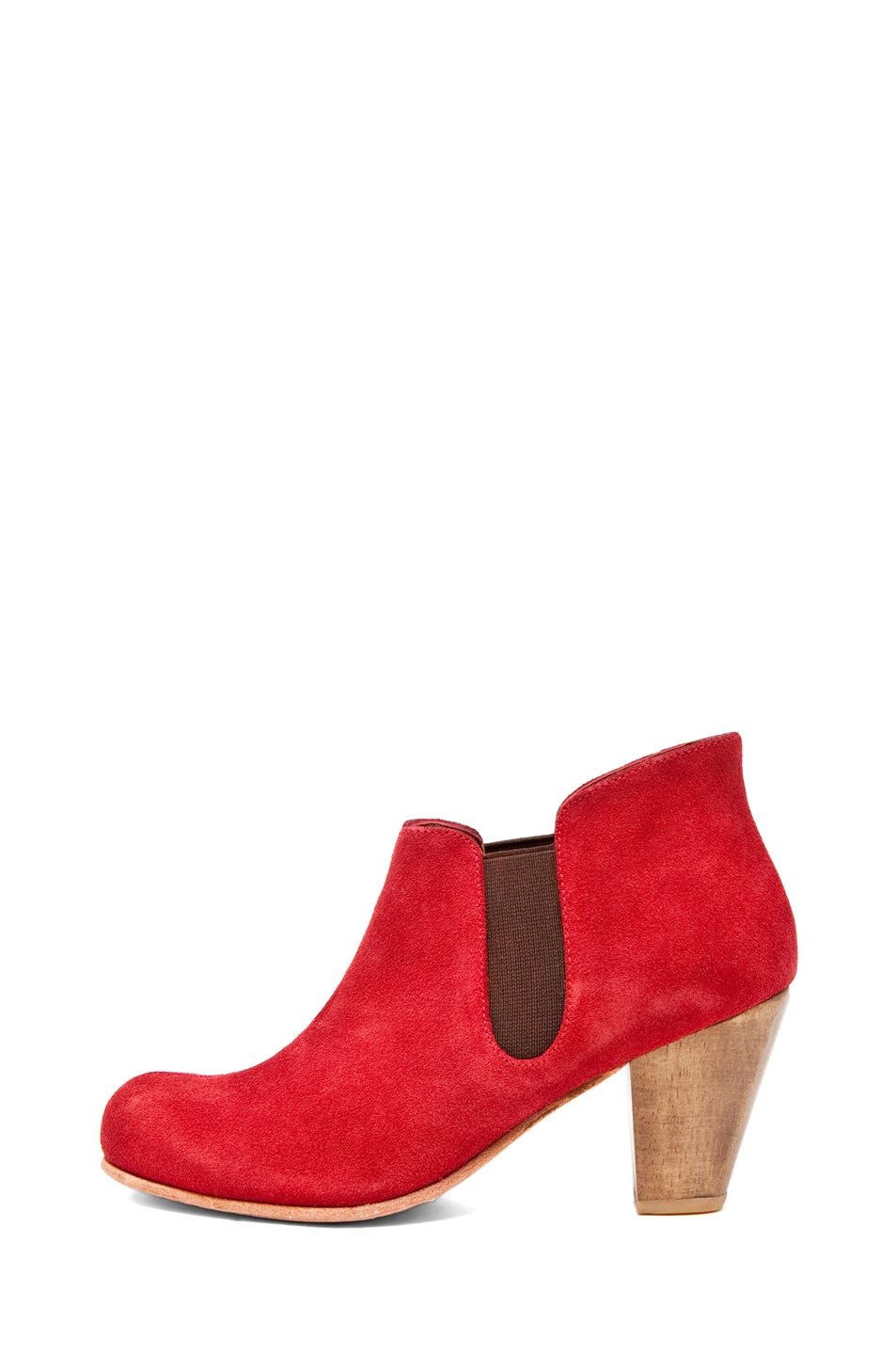Image 1 of Rachel Comey Sir Barton Bootie in Red