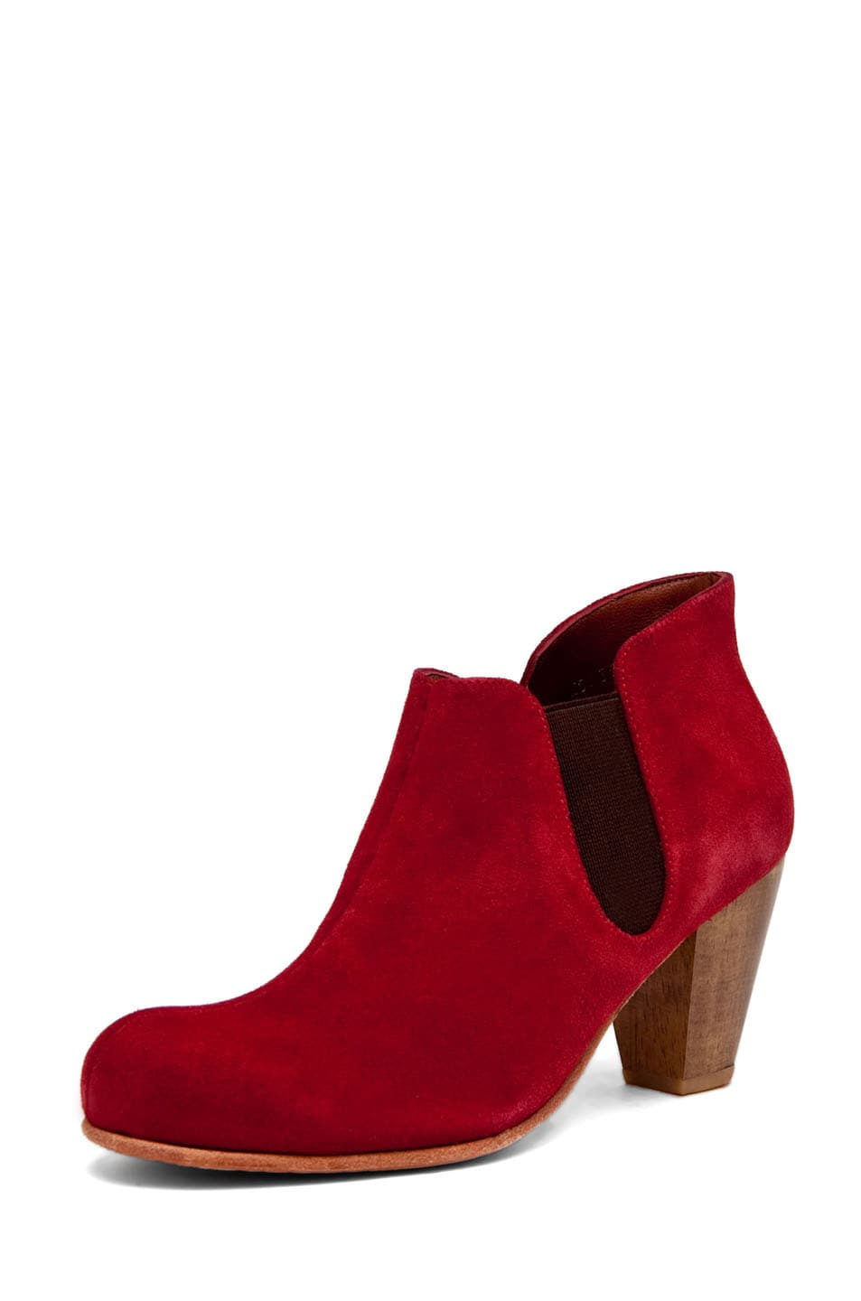 Image 2 of Rachel Comey Sir Barton Bootie in Red