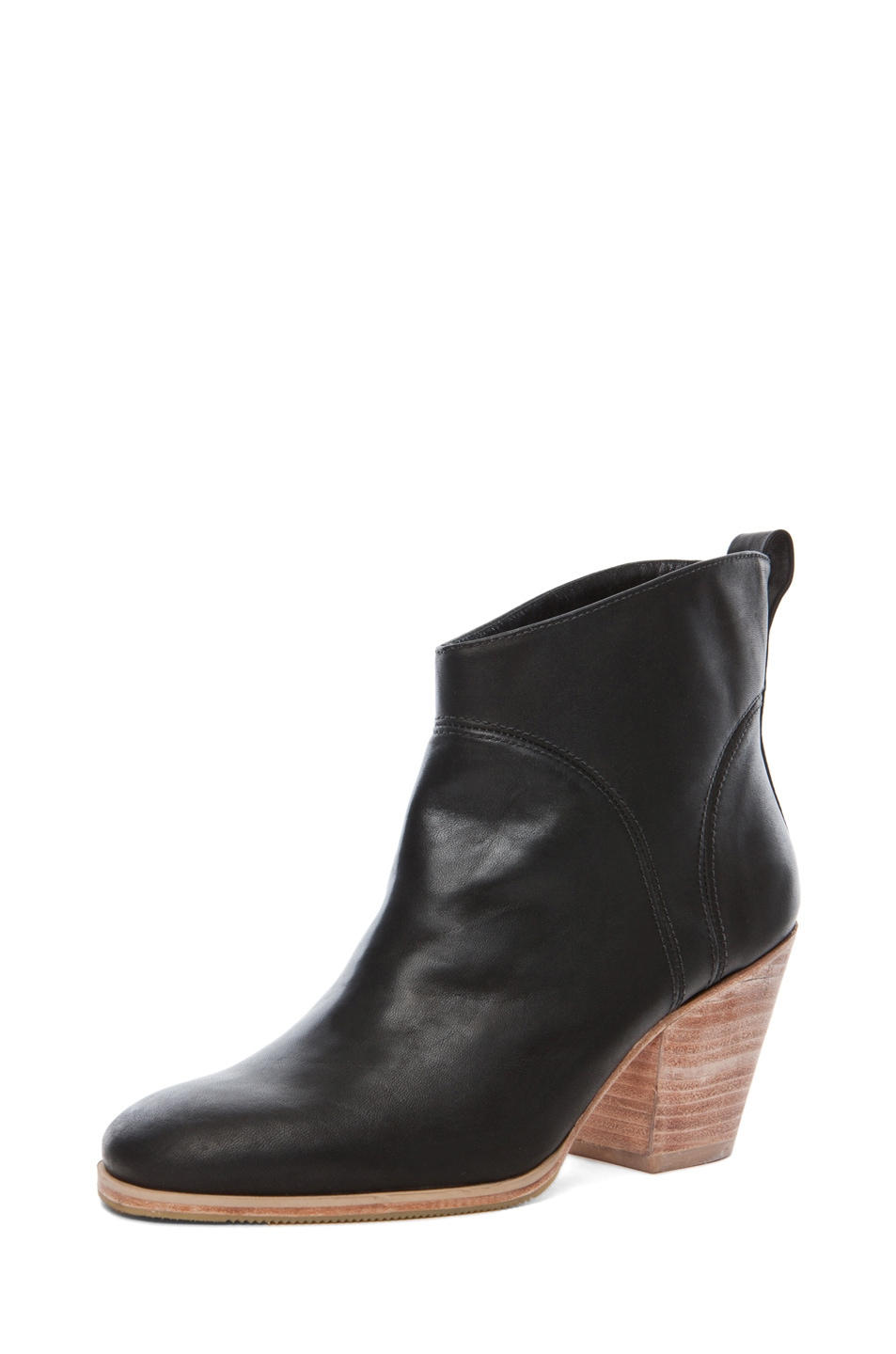 Image 2 of Rachel Comey Penpal Boot in Black