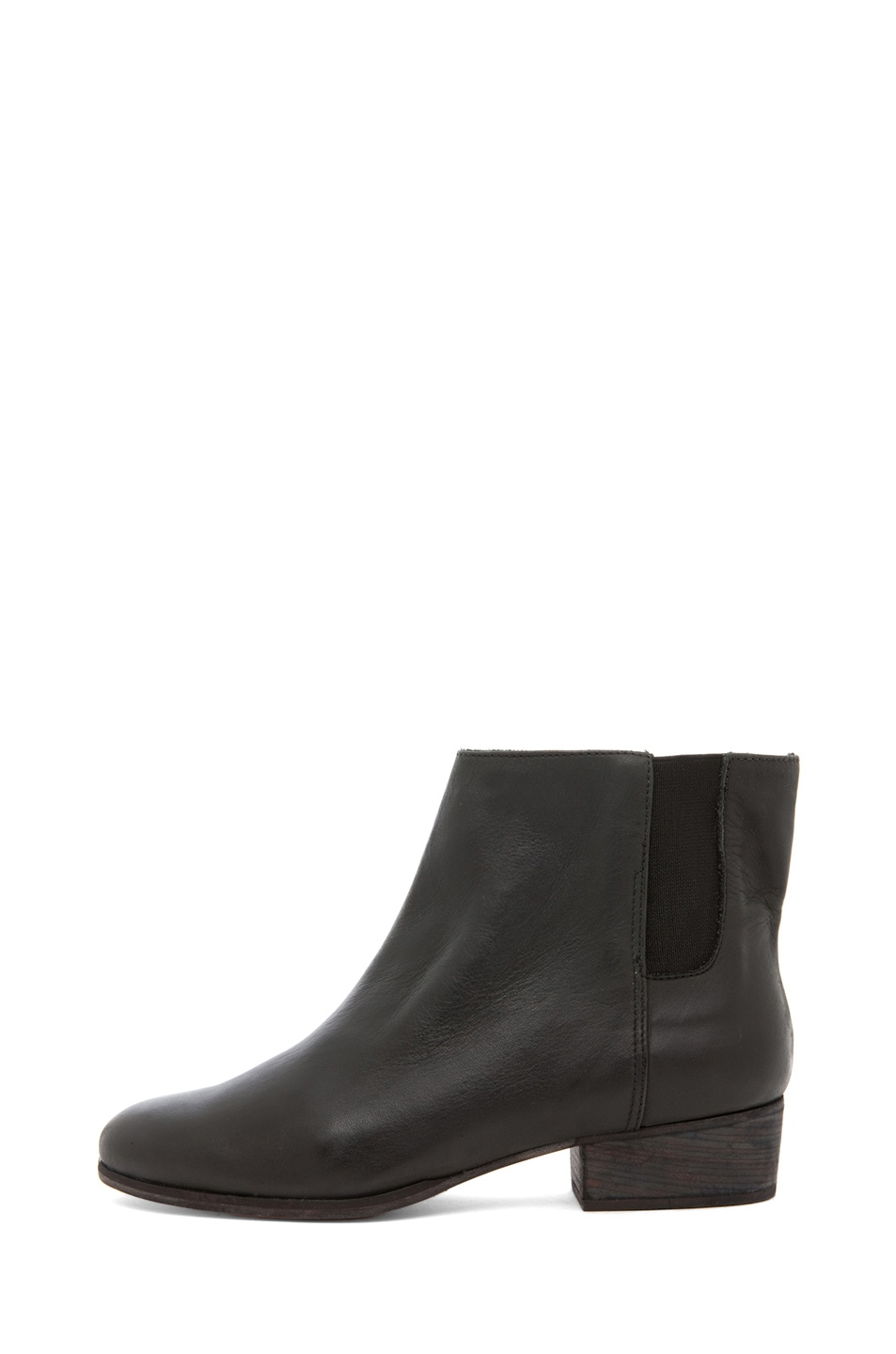 Image 1 of Rachel Comey Marin Bootie in Black Crust