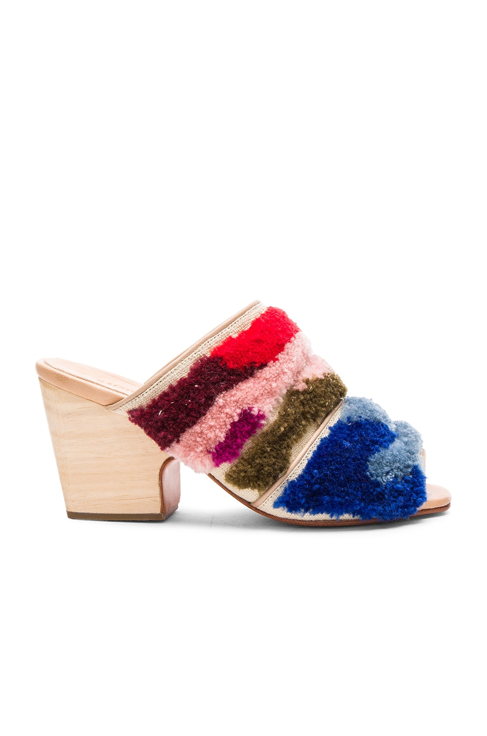 Image 1 of Rachel Comey Dahl Mules in Abstract