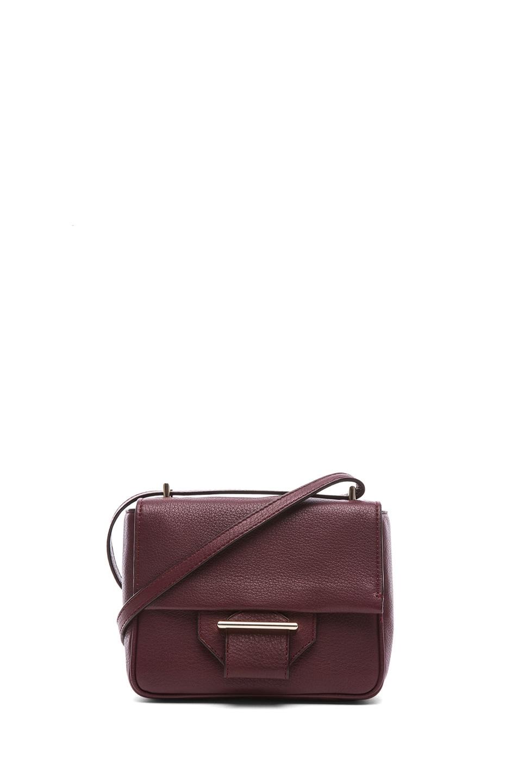 Image 1 of Reed Krakoff Mini Standard Shoulder Bag in Cordovan