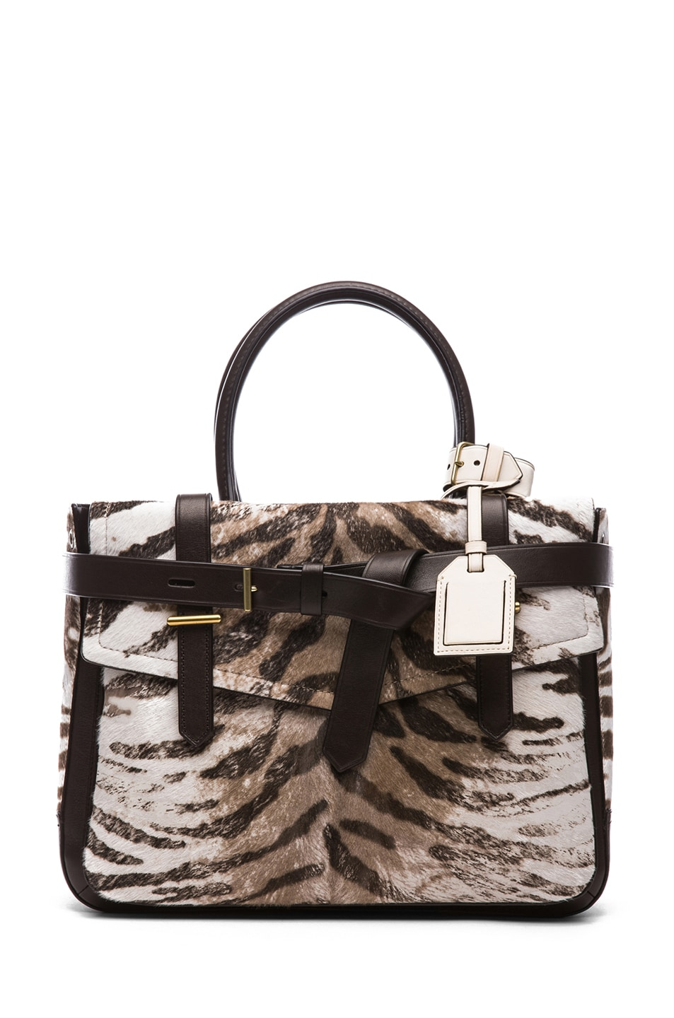 Image 1 of Reed Krakoff Boxer Bag in Tiger