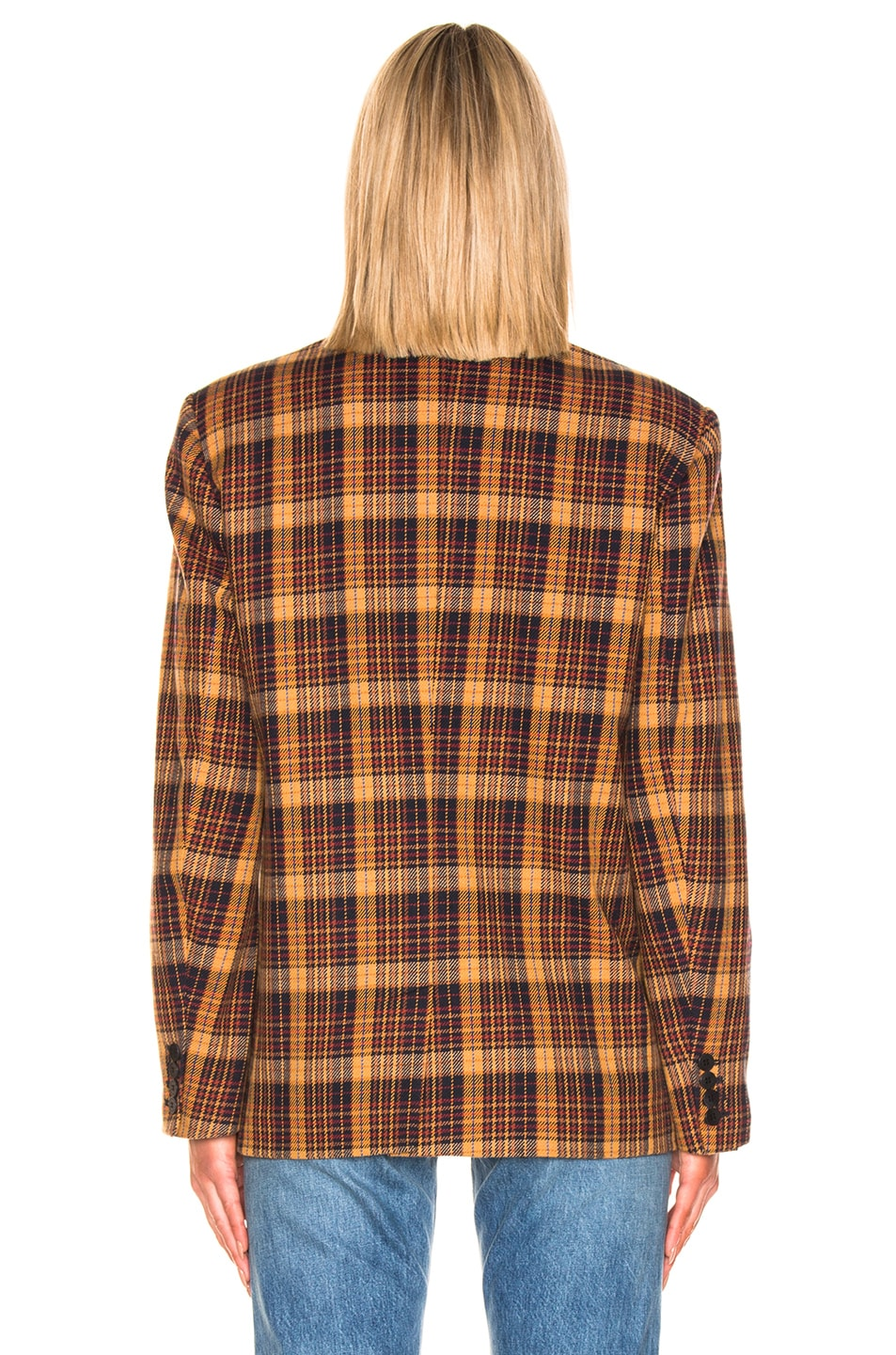 Image 4 of REMAIN Debbie Jacket in Winter Check