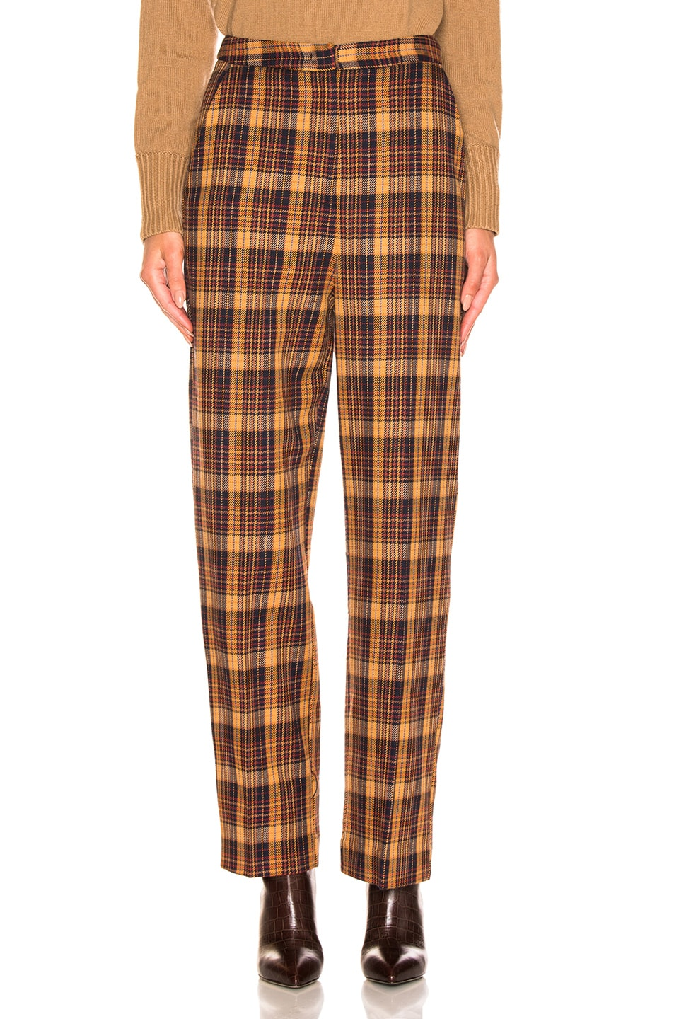 Image 1 of REMAIN Dublin Pant in Winter Check