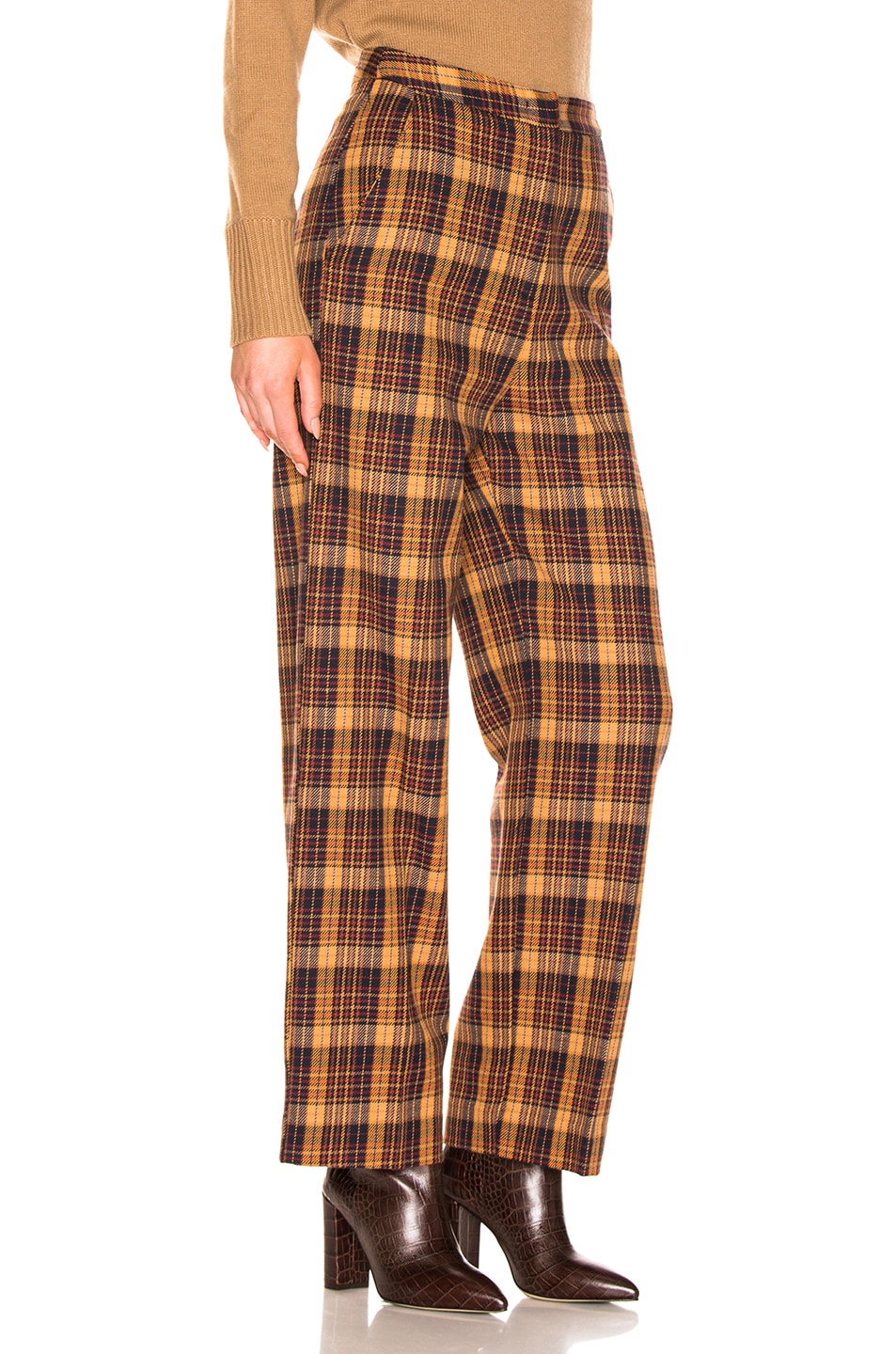 Image 2 of REMAIN Dublin Pant in Winter Check