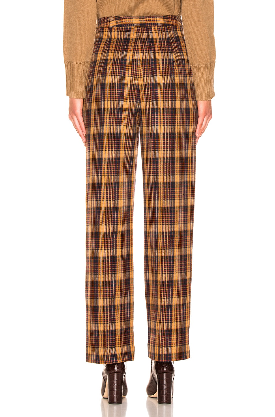 Image 3 of REMAIN Dublin Pant in Winter Check