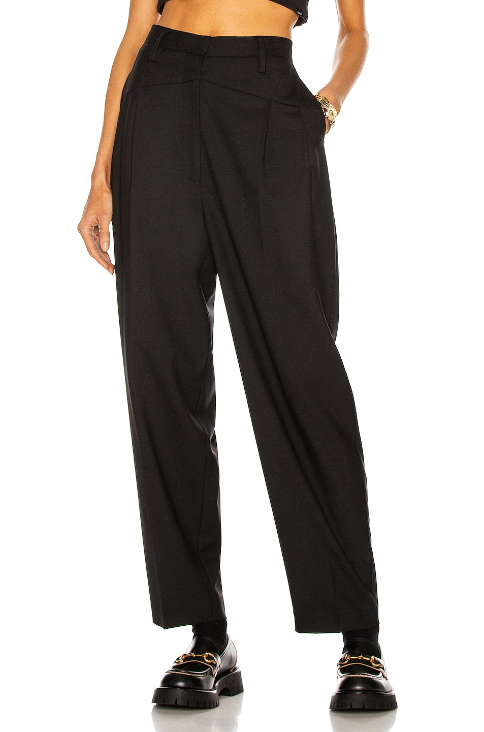 Image 1 of REMAIN Marionette Pant in Black