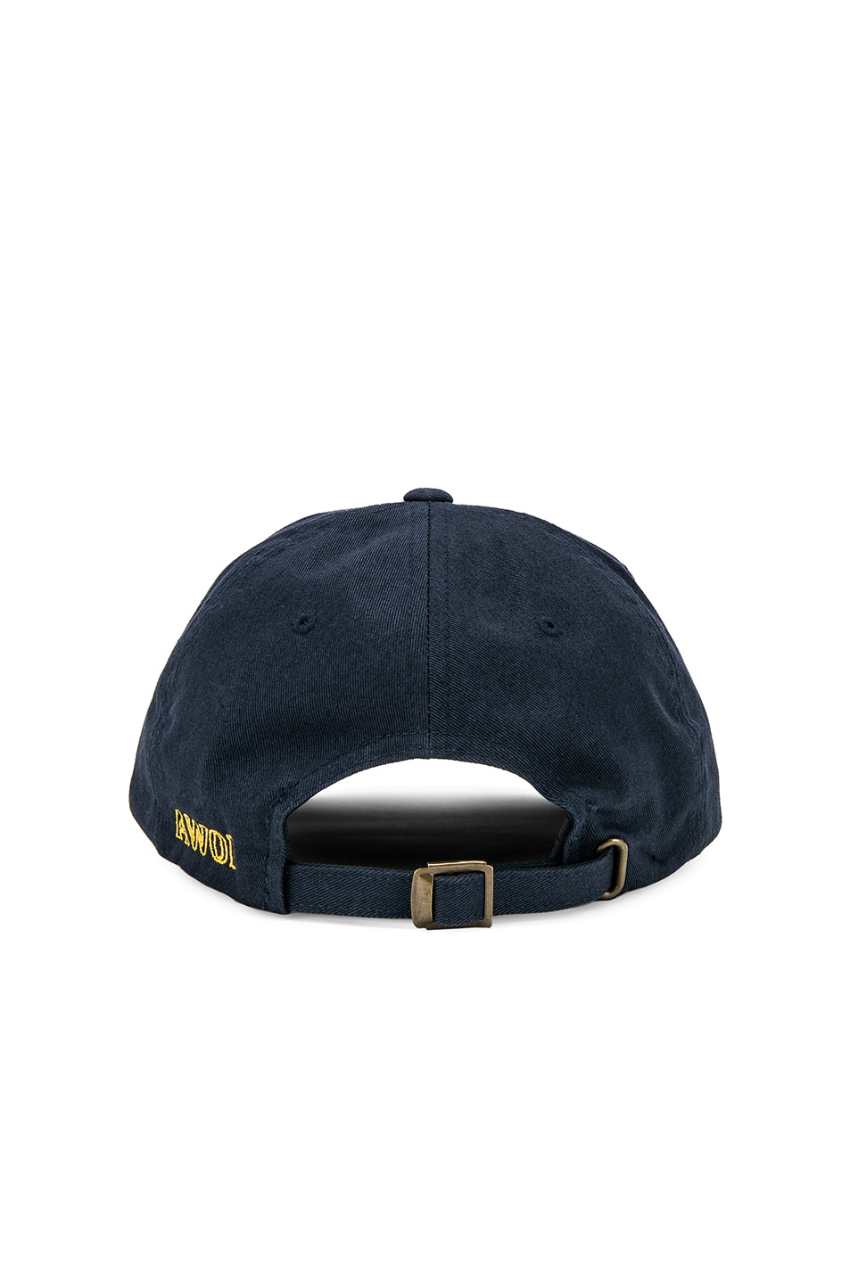 Image 4 of Reese Cooper Awoi Eagle Cap in Navy & Yellow