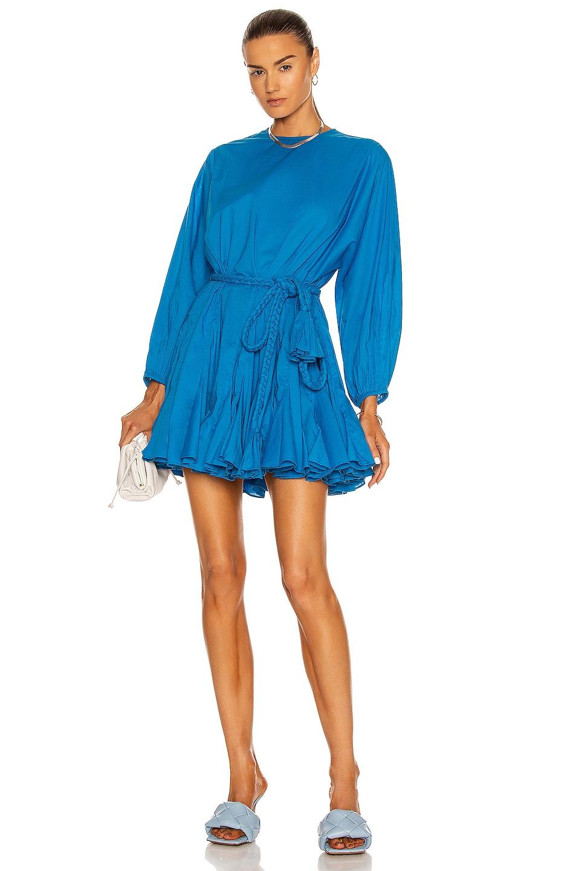 Image 1 of Rhode Ella Dress in Deep Sky Blue