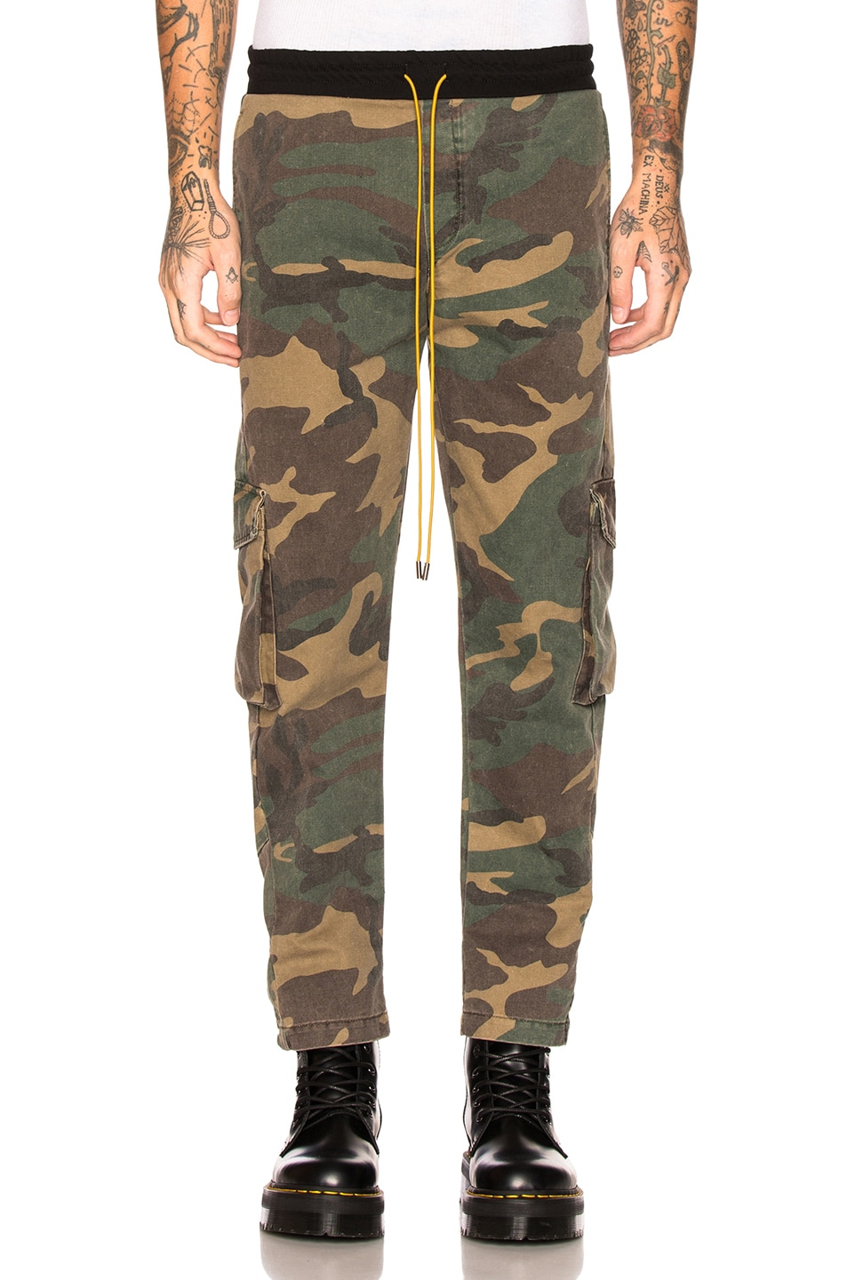 Image 1 of Rhude Rifle 2 Pant in Camo