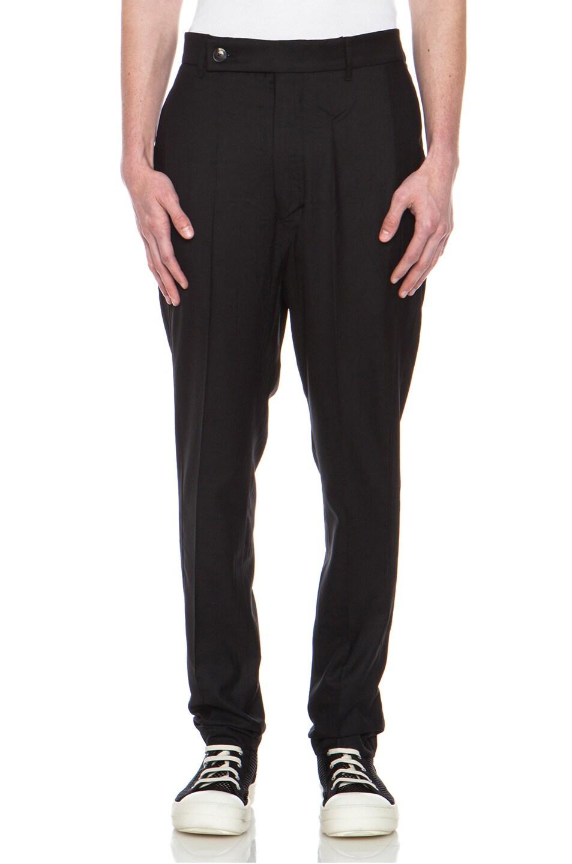 Pantalon Facile De Astaire Rick Owens cIcOlG5I