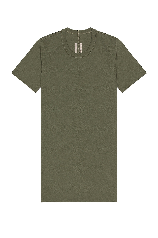 Image 1 of Rick Owens Short Sleeve Tee in Green