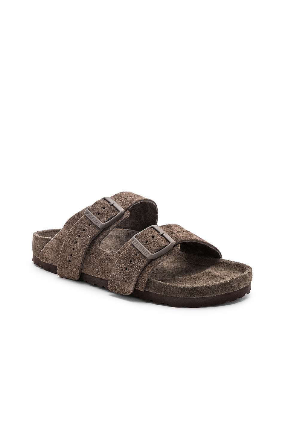 Image 1 of Rick Owens x Birkenstock Suede Arizona in Dust