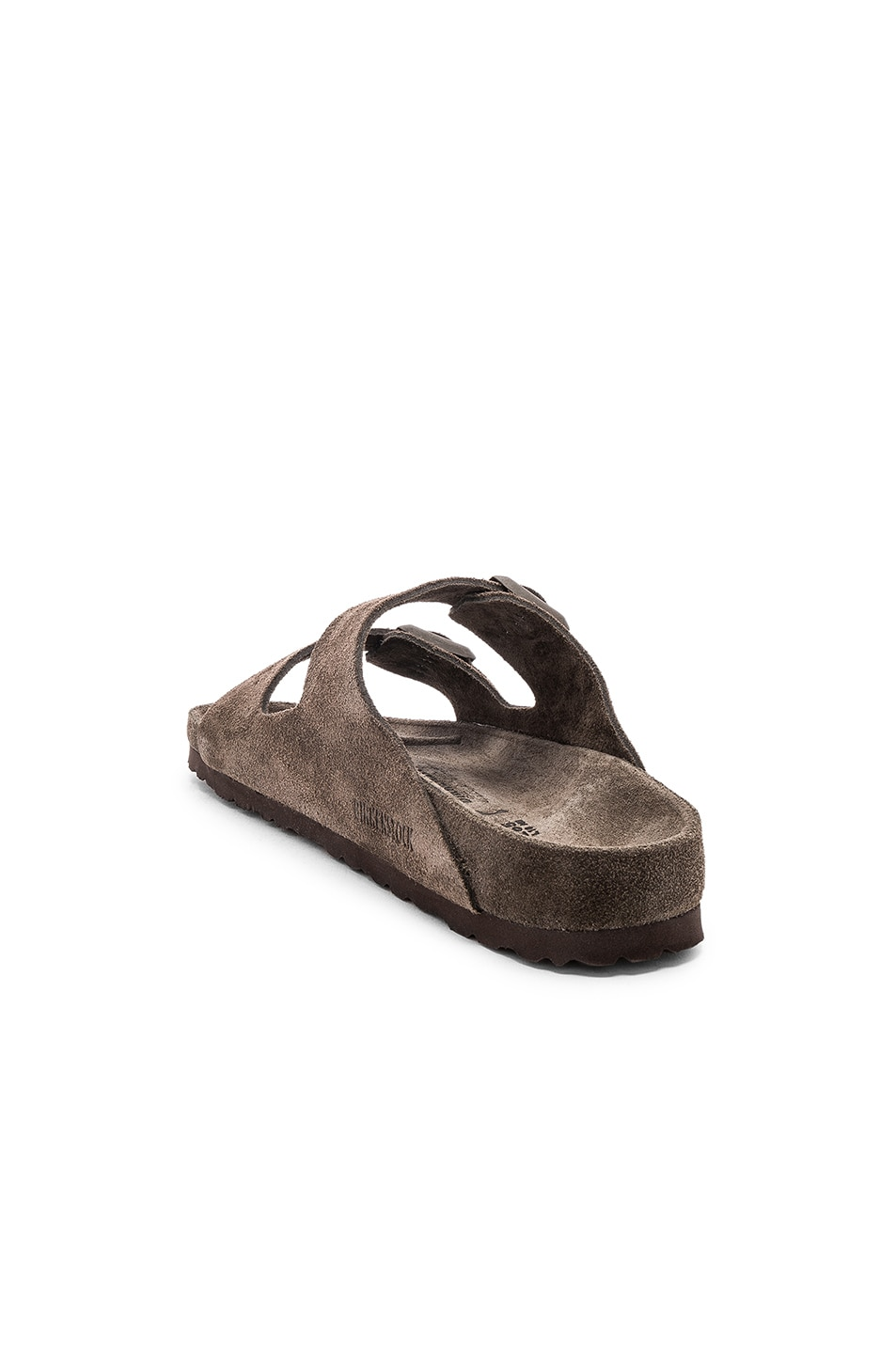 Image 3 of Rick Owens x Birkenstock Suede Arizona in Dust
