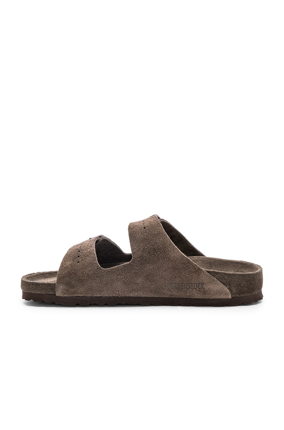 Image 5 of Rick Owens x Birkenstock Suede Arizona in Dust