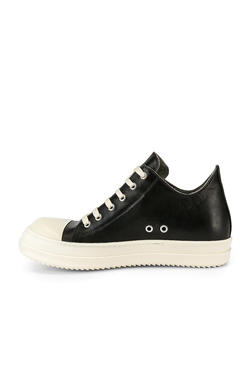 85%OFF Rick Owens Low Sneakers Black