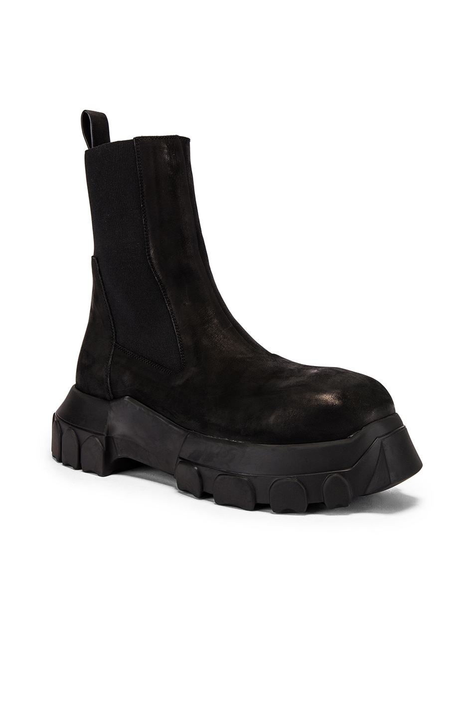 Image 1 of Rick Owens Bozo Beatles Boot in Black