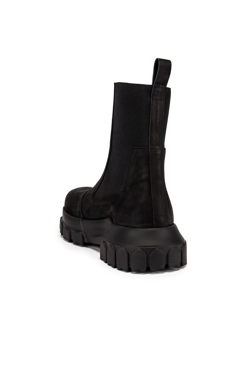 Image 3 of Rick Owens Bozo Beatles Boot in Black
