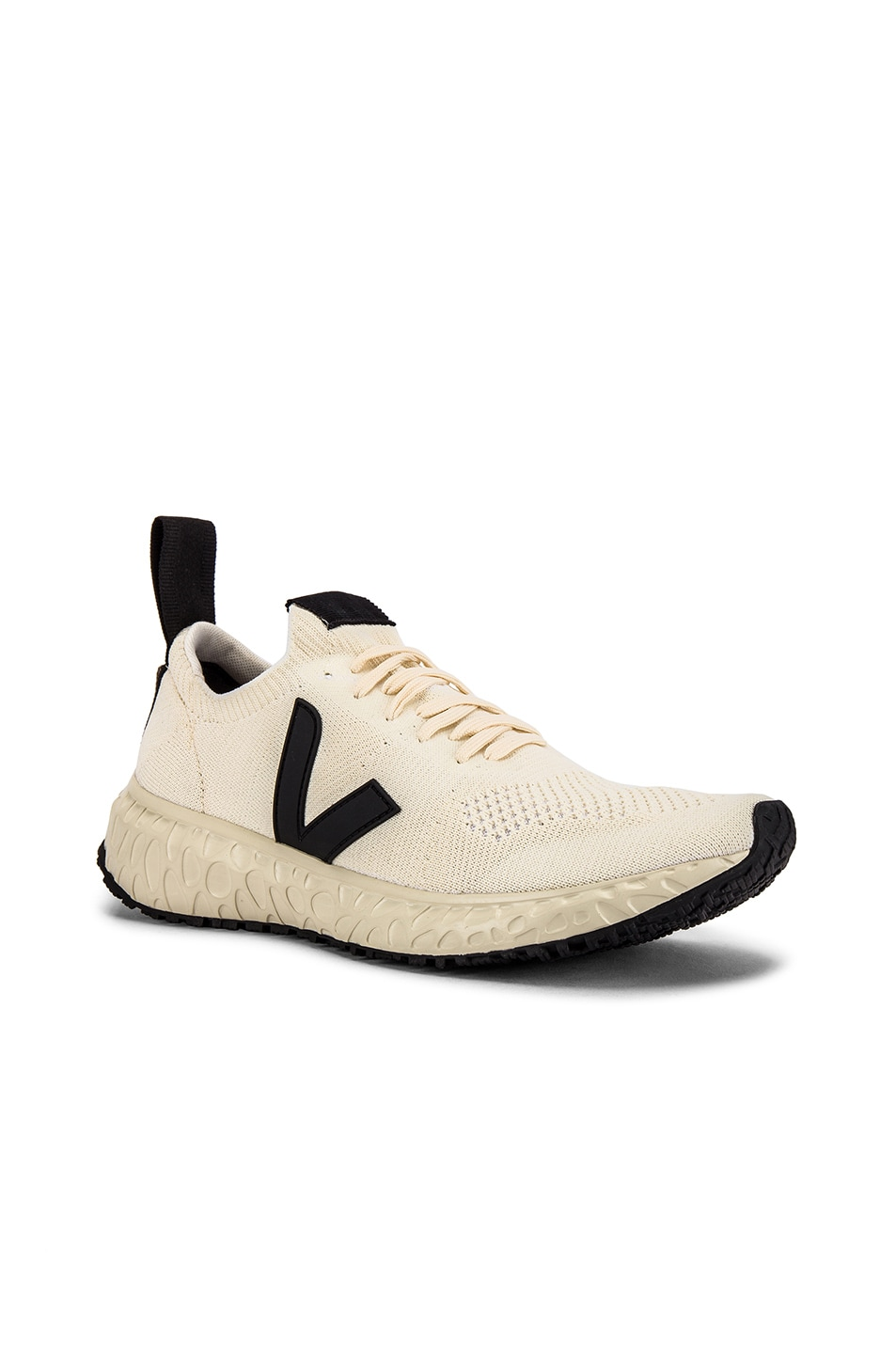Image 1 of Rick Owens x Veja Sneakers in White in Wite