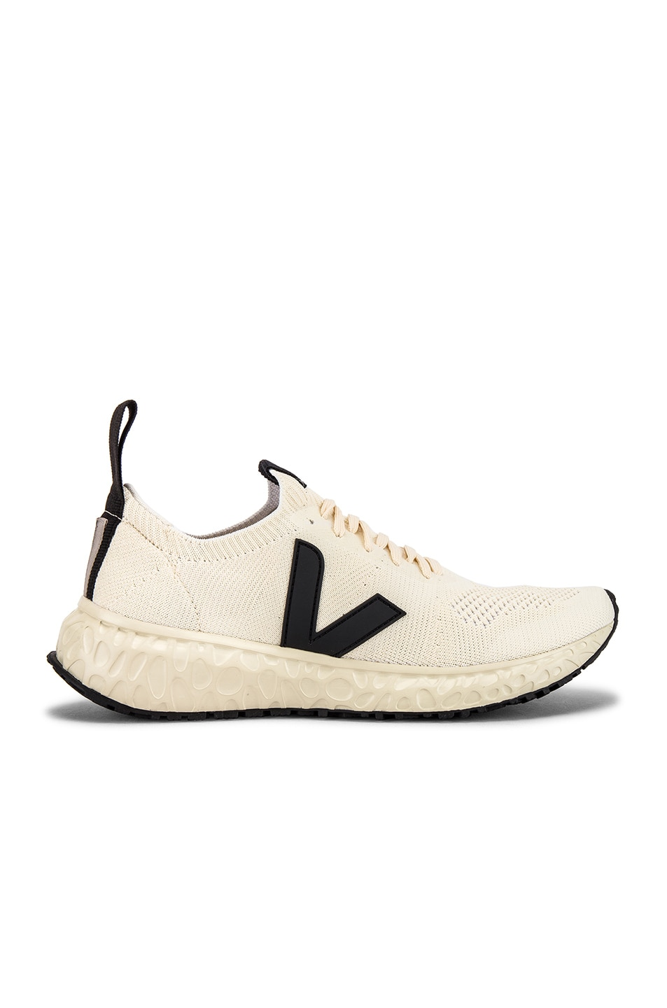 Image 2 of Rick Owens x Veja Sneakers in White in Wite