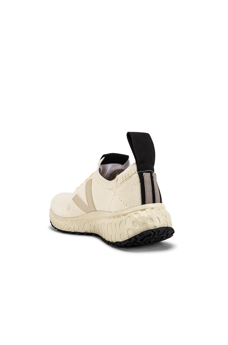Image 3 of Rick Owens x Veja Sneakers in White in Wite