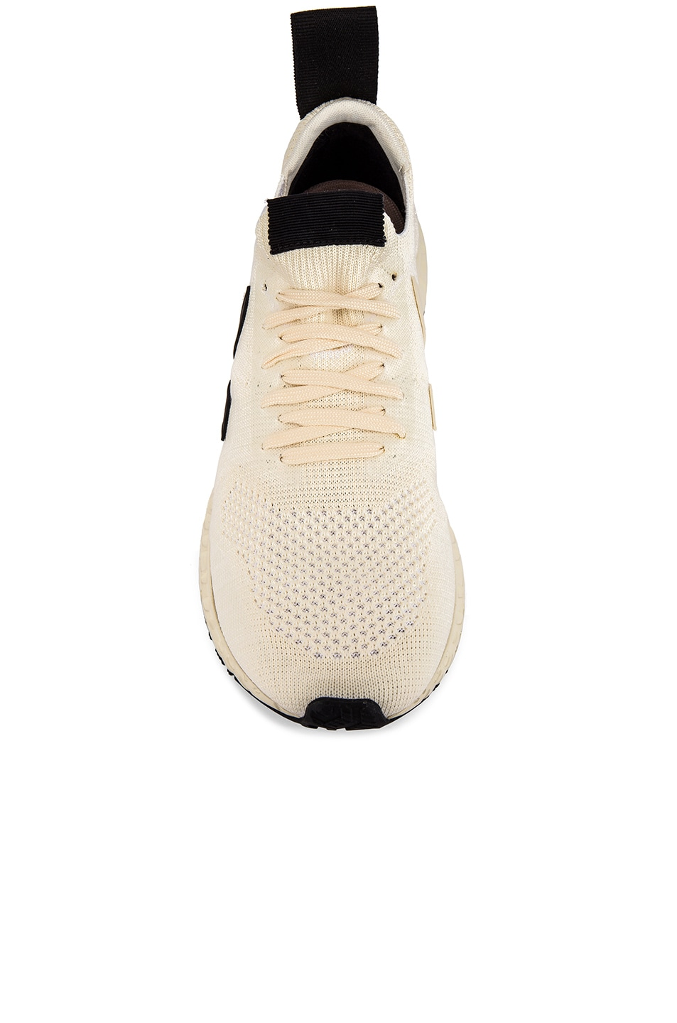 Image 4 of Rick Owens x Veja Sneakers in White in Wite