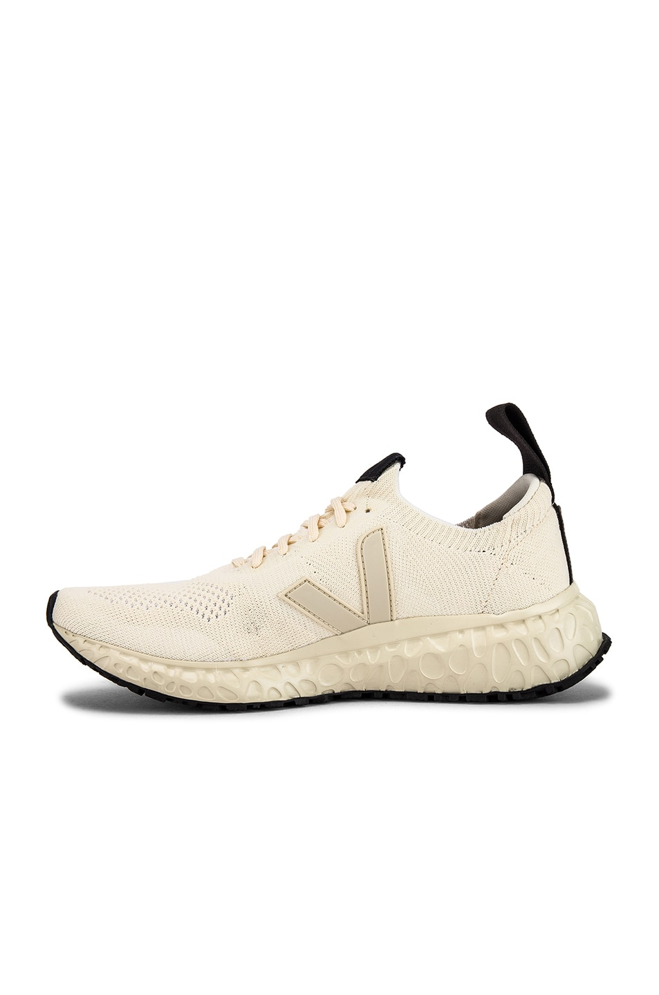 Image 5 of Rick Owens x Veja Sneakers in White in Wite
