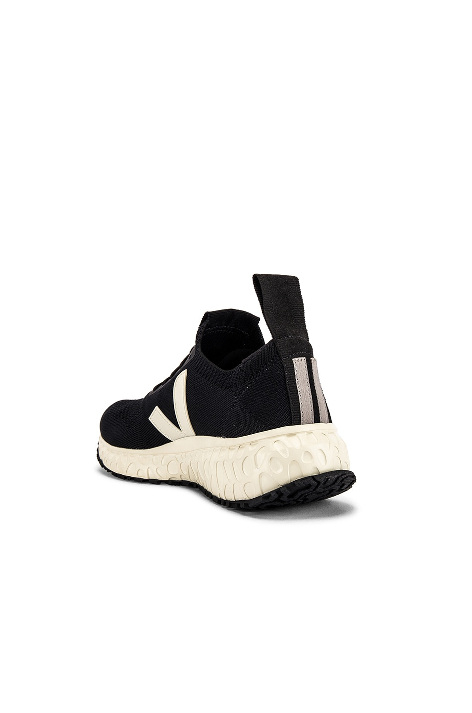 Image 3 of Rick Owens x Veja Sneakers in Black